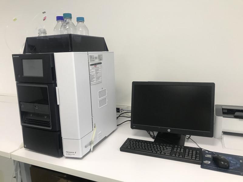 HPLC (Yüksek Performanslı Sıvı Kromatografisi)