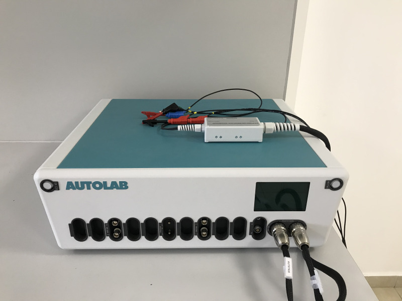 Elektrokimyasal Analiz Cihazı